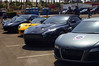 Audi's and Aston's and Lotus!  Oh My!