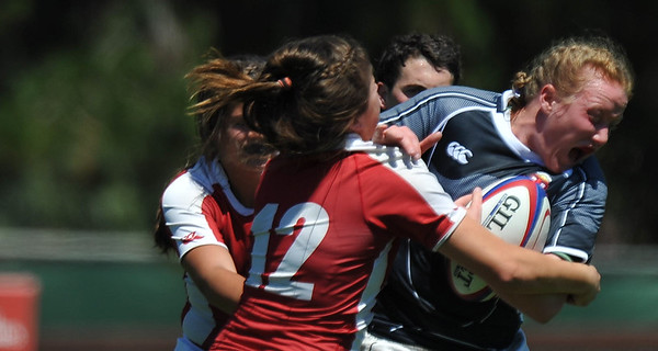 2010 WOMEN'S RUGBY STANFORD VS BROWN SEMI FINALS