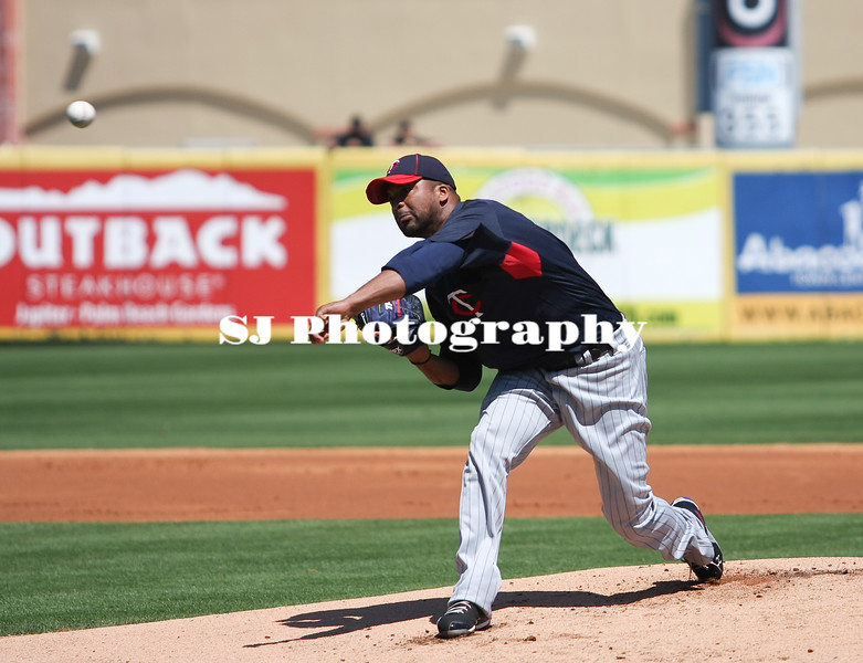 Francisco Liriano of the Twins