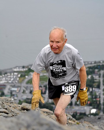2010 Mt. Marathon Race, Seward, AK