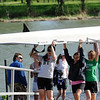 Mercy Crew practice at Genesee Waterways Center.