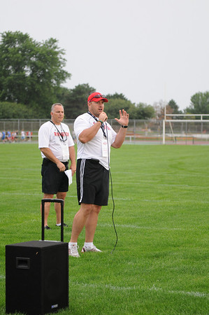 2010 Rimington Football Camp