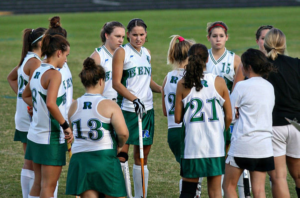 2010 Riverbend vs Ponax JV Field Hockey