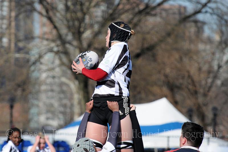 2010 Four Leaf Fifteens Rugby Tournament, Randalls Island, New York