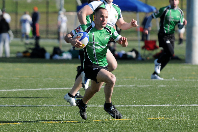 2010 Four Leaf Fifteens Rugby Tournament, Randalls Island, New York