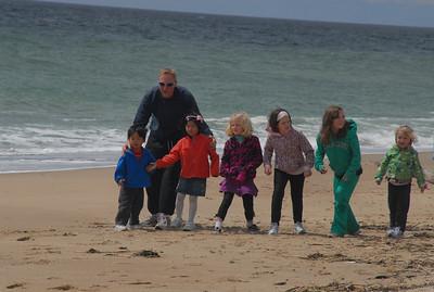 Clam Digger Kids Run 2010
