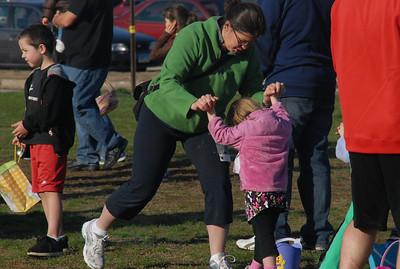 Easter Kids Race & Egg Hunt