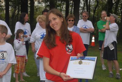 Run for Autism Awards 2010