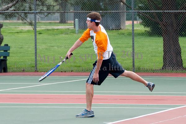 2010 SHHS Men's Tennis 04/20/2010