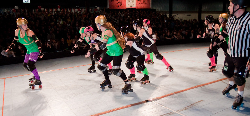 Large Group Action-2010