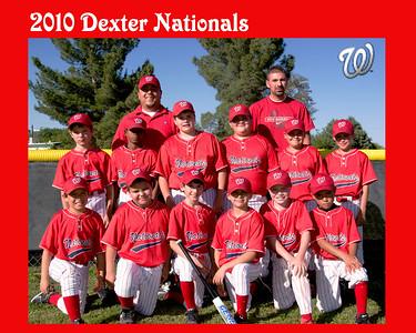 Nationals Team