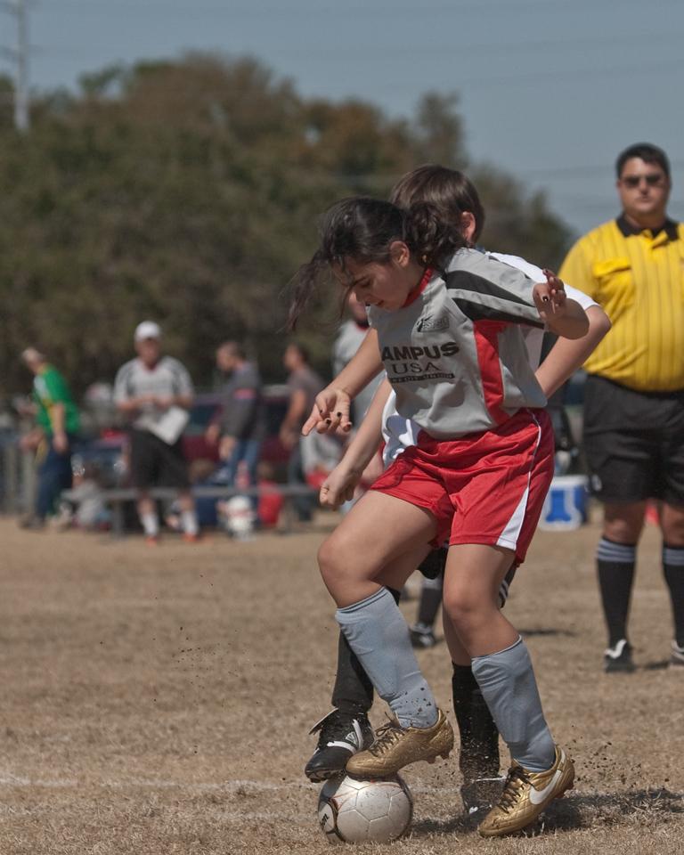 2010 Spring Soccer Game1-7830