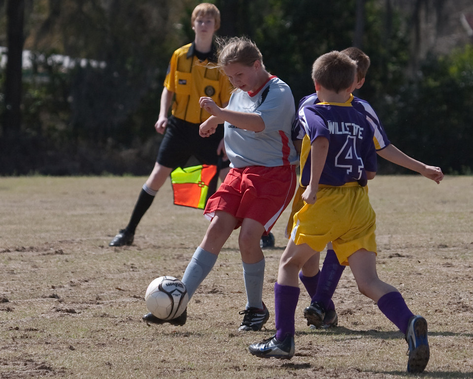 2010 Spring Soccer Game2-8173