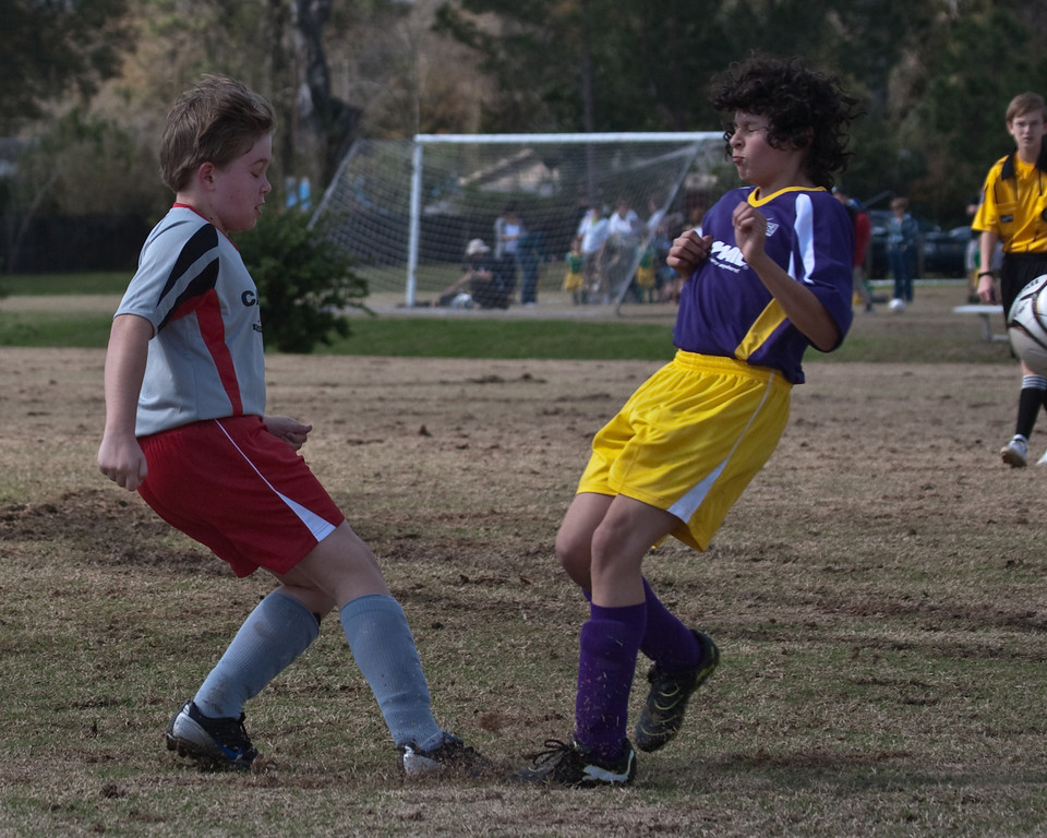 2010 Spring Soccer Game2-8087
