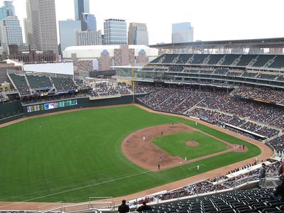 2010 Target Field