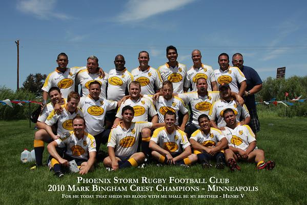 2010 Team Photos