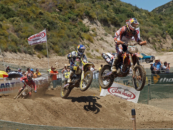 Shawn Simpson & Ken Roczen - MX2 - 30 May 2010