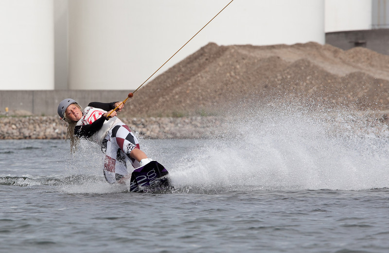 Wake Boarding at Copenhagen Cable Park