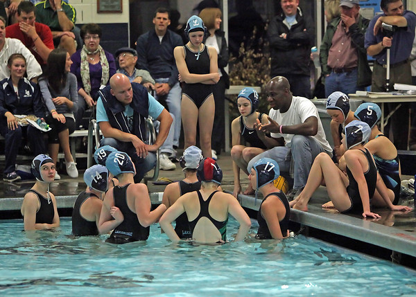 2010 - Water Polo vs. Lake Oswego 10-13-2010