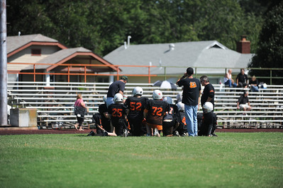 2010 Indy BlackDog football