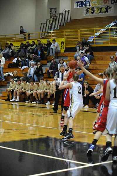 2010-2011 FHS girls basketball