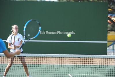 2010 IHS girls tennis