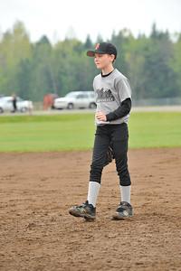 Blaine Minors Baseball, 2010