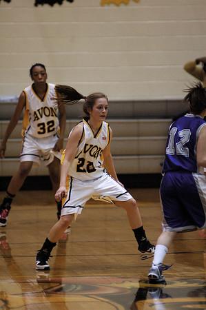 AHS Girls Basketball JV