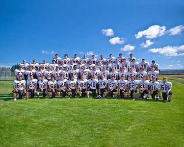 Blaine Varsity Team 8x10