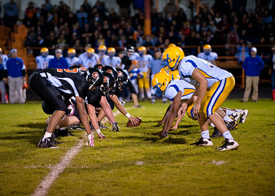 Blaine vs Ferndale, HS Football 2010
