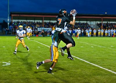 Blaine Football vs Ferndale 2010 - 4th Game