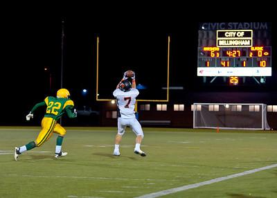 Blaine Football vs Sehome 2010 - 9th Game