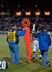 Bellingham vs Squalicum, Blaine HS Football 2010