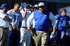 10/9/2010 Mike Orazzi | Staff<br /> CCSU's Jeff McInerney during Saturday's homecoming football game.