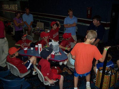 GLL 2010 Minors Angels Team Party