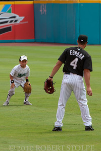 Billy's Bunch day a Florida Marlins program for kids