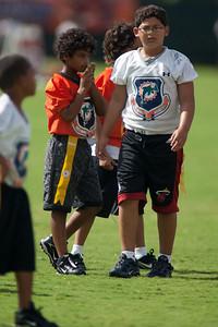 Adam Liotta at Dolphins Academy