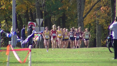NEC Cross Country Championships 2010