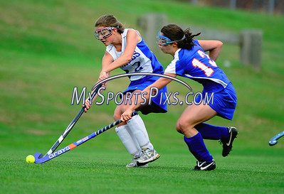 Nonnewaug vs Lewis Mills Field Hockey 10/18/10