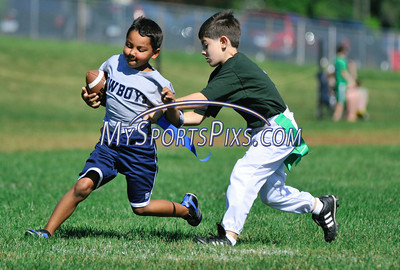 Torrington Warriors Flag Football 9/4/2010