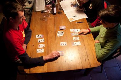 Cards - Rain