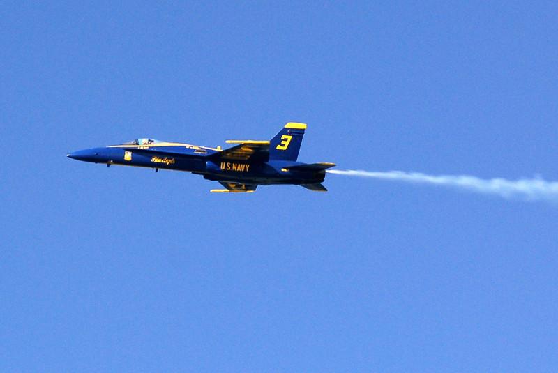 US Navy Blue Angels - McDonnell Douglas F/A-18 Hornet