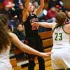 2-2-18<br /> Eastern vs Taylor girls sectional semifinal<br /> <br /> Kelly Lafferty Gerber   Kokomo Tribune