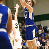 2-6-18<br /> Eastern vs Tipton boys basketball<br /> <br /> Kelly Lafferty Gerber | Kokomo Tribune