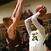 2-13-18<br /> Eastern vs Alexandria boys basketball<br /> Greg Black looks for a pass.<br /> Kelly Lafferty Gerber   Kokomo Tribune