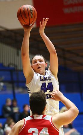 2-3-18<br /> Northwestern vs West Lafayette girls basketball sectional championship<br /> <br /> Kelly Lafferty Gerber   Kokomo Tribune