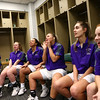 2-24-18<br /> Northwestern wins the 3A state championship against Greensburg 63-42. The team gets pumped up in the locker room before the game.<br /> Kelly Lafferty Gerber | Kokomo Tribune