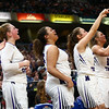 2-24-18<br /> Northwestern wins the 3A state championship against Greensburg 63-42. Northwestern celebrates on the bench after a good play in the second half.<br /> Kelly Lafferty Gerber | Kokomo Tribune