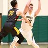 2-13-18<br /> Eastern vs Alexandria boys basketball<br /> Draeden Morris-Graber looks for a pass.<br /> Kelly Lafferty Gerber   Kokomo Tribune