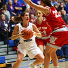 2-3-18<br /> Northwestern vs West Lafayette girls basketball sectional championship<br /> <br /> Kelly Lafferty Gerber | Kokomo Tribune